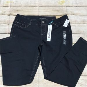 NWT Maurices Jeggings Size XL Short